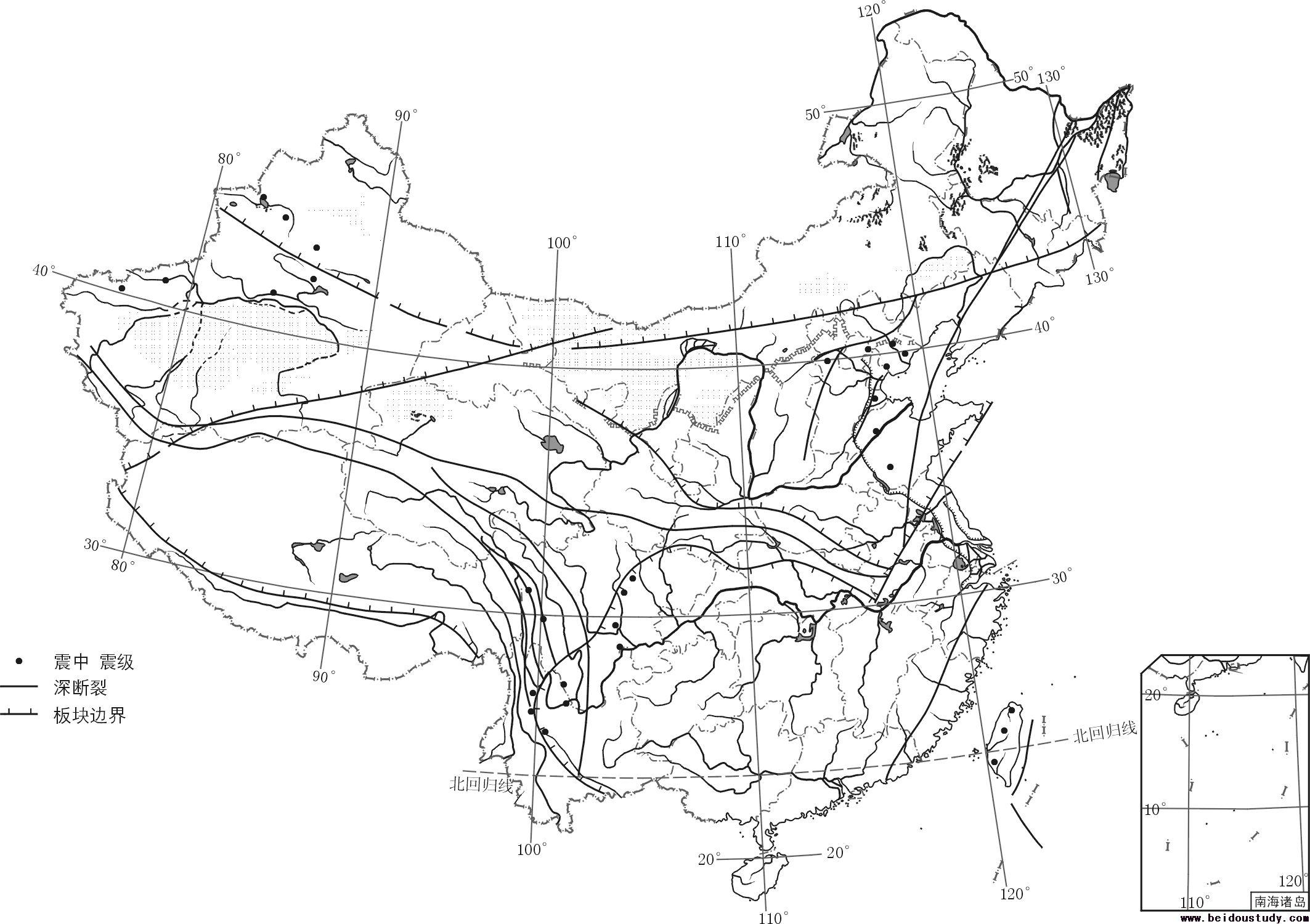 北斗学习网 资源中心 地图服务 >> 中国基础底图   共 18 张,当前第 1